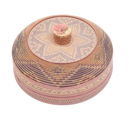 Sulawesi Bone Basket Indonesia art basketry